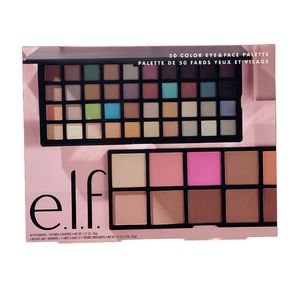 ELF 50 Color Eye and Face Palette